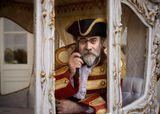 Барону не были чужды троцкистские убеждения..)).Фотограф Андрей Вандерусhttp://www.photodom.com/member/vander