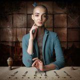 model: Gul'sum Osmanovamake-up & hair: ----------photo by ABorisovStudio