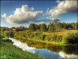 местечко у реки Вёкса, г.Буй, Костромская обл.