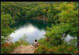 * * *Когда-то этот миг приходит -На данном свыше рубеже.Найти гармонию в природе,Найти гармонию в душе.* * *Плитвице, Нижние озера.