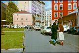Москва, середина 70-х, вроде Вознесенский переулок, выход на Тверскую???