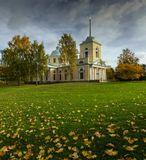 Суоми.Котка.Церковь святого Николая была возведена в 1799 -1801г. В современной Котке это самое старинное здание.