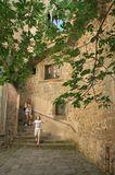 В замке Гала (Дали) в деревне Пуболь, Испания