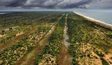 Атлантическое побережье Сьера-Лионе