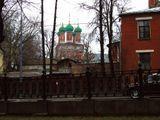 Москва , монастырь , осень