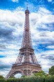 Эйфелева башня, Франция, HDR
