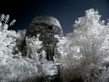 Sony 828, ик-фильтр Cokin P007, B+W nd8, обработка в ФШ - перевод в ч/б по синему каналу, окрашивание, резкость. Знания отсюда: http://photo-element.ru/ps/color_infrared/color_infrared.html   http://photo-element.ru/book/pseudo_ir/RVP.html   http://www.rozov.ru/index.php?p=lesson&less=51