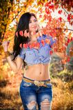 Осеняя палитра (из серии: Texas Girl) Модель: Oksana Bakaeva © Olim M Shirinov Photography