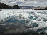 Я верю что Весна придет, Что вновь наступит потепленье! Что в воду превратится лед, И тронет душу Пробужденье! _________________________  Начало ледохода на реке. Бурятия.