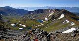 Алтай, Катунский хр. г.Белуха, озёра Теректинского хр.,верховья р. Тюргунда