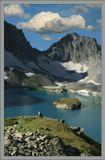 Кавказский Биосферный Заповедник.Озеро Безмолвие находится на западном Кавказе в Имеретинском ущелье. Оно имеет, такое название, потому что когда заходишь в «цирк», где оно находится, наступает «оглушающая» тишина. Тишина поражает т.к. двухдневная дорога к озеру лежит вдоль бурной и шумной реки, минуя много водопадов и порогов.