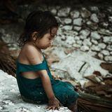 Филиппинская девочка