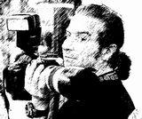 На сьемке мастер класса стилиста Маркуса Шамима (Лондон) в парикмахерской академии Матрикс (Москва). Брат по разуму Олег Ефремов.