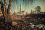 Тверская область,город Кимры.Храм Вознесения Господня.
