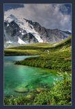 Горный алтай. Долина семи озер. Август 2006г.