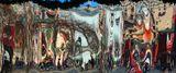 Красная площадь,Отражение,Зазеркалье,Параллельный мирФотосюрреализм