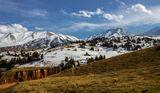 горы, Киргизия