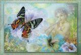 С прошедшими Пасхальными праздниками, друзья!Слушайте красивую музыку:http://www.youtube.com/watch?v=ACA8bM0RMWc&list=PL8A2EEB1BA2739A77Бабочка урания рифиус самка оборот