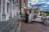 Свадебная прогулка. Царицыно. Москва.