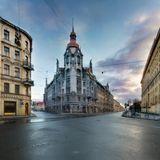 Дом городских учреждений.Петербург.