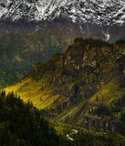 Наггар, Гималаи, Индия, Горы.