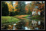 осень, Пушкин (Царское село)