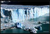 *  *  *Озеро Аргентино и ледник Перито Морено, северная стена*  *  *Патагония, провинция Санта-Крус, Аргентина