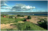 город Печора река Печора