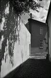 Место фотографирование, улочка Тржище-Мала Страна-Прага 1
