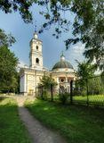 Храм св. пророка Илии.Петербург.