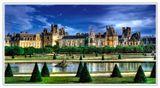 Франция...Замок -Дворец Фантембло