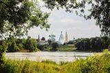 Вид на Коломну со стороны Москва - реки. ISO 50, 1/100, f16