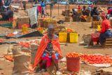 Кения, рынок в Найроби.