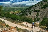 Плато Лассити. Крит. Греция. Июль 2014