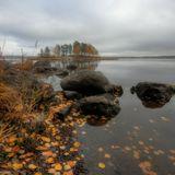 Выборг, парк Монрепо.Ленинградская область.