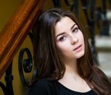 Милое, доброе, умное создание по имени Ольга,,. Романтичный портрет.