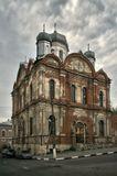 Православный храм Михаила Архангела XVII—XVIII века. Елец. Сентябрь 2014