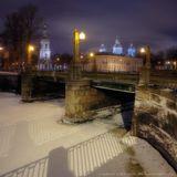Пикалов мост. Петербург.