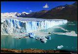 """* * *Этот самый впечатляющий ледник Патагонии назван в честь аргентинского ученого и политика ХIХ века Франциско Морено, который первым исследовал горные ландшафты данного региона. В переводе с испанского Перито-Морено означает """"ученый Морено"""".* * *Ледник Перито-Морено и озеро Архентино, Санта-Крус, Аргентина"""