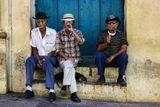 Куба. г. Тринидад.
