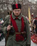 Военно-исторический фестиваль Екатерингоф.23 февраля.