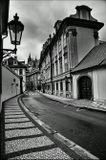 Mесто фотографирования, улица Вальдштейнская-Мала Страна-Прага 1