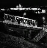 Место фотографирование, холм Петршин-Мала Страна-Прага 1