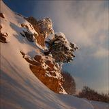 Ай-Петри,горы, зима, Крым, снег