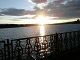 Набережная в городе Краснотурьинске! Фото с телефона. Мне 12 лет.