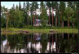 * * *Озеро Iso-Rasti, Центральная Финляндия, 340 км севернее Хельсинки* * *