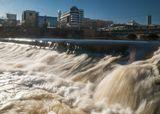 Екатеринбург, река Исеть