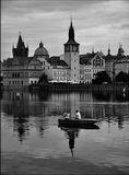 Mесто фотографирования, Стрелецкий остров –Прага-1