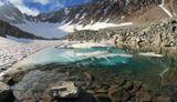 Ледник назван в честь Международного геофизического года. Это период с1 июля 1957 по 31 декабря 1958 (18 месяцев), в течение которого 67стран на всём земном шаре проводили геофизические наблюдения иисследования по единой программе и методике.