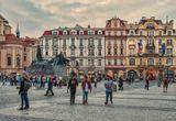 Прага,осень 2015 года